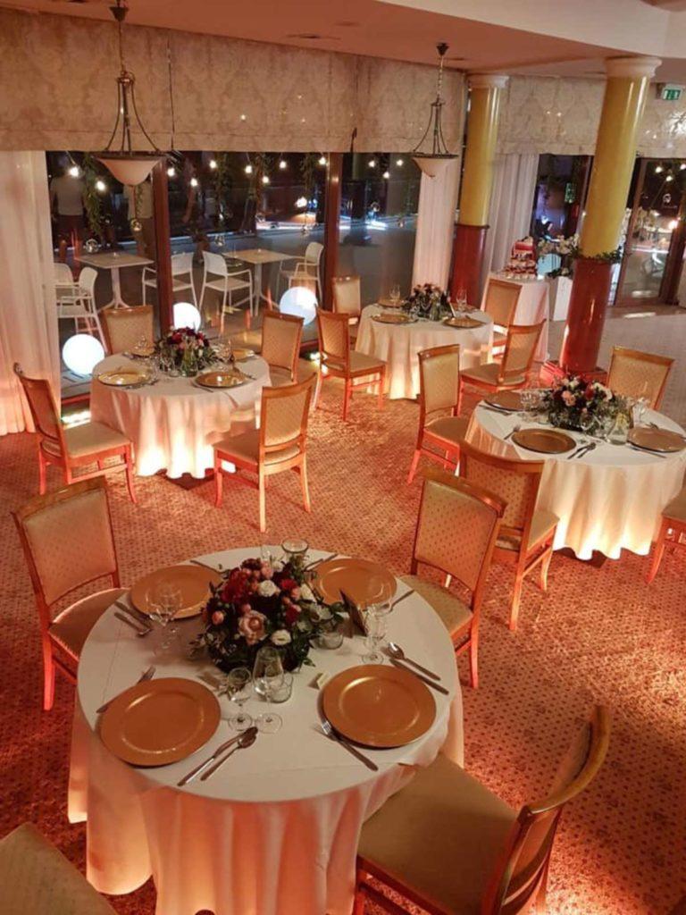 stoły na wesele starzyński