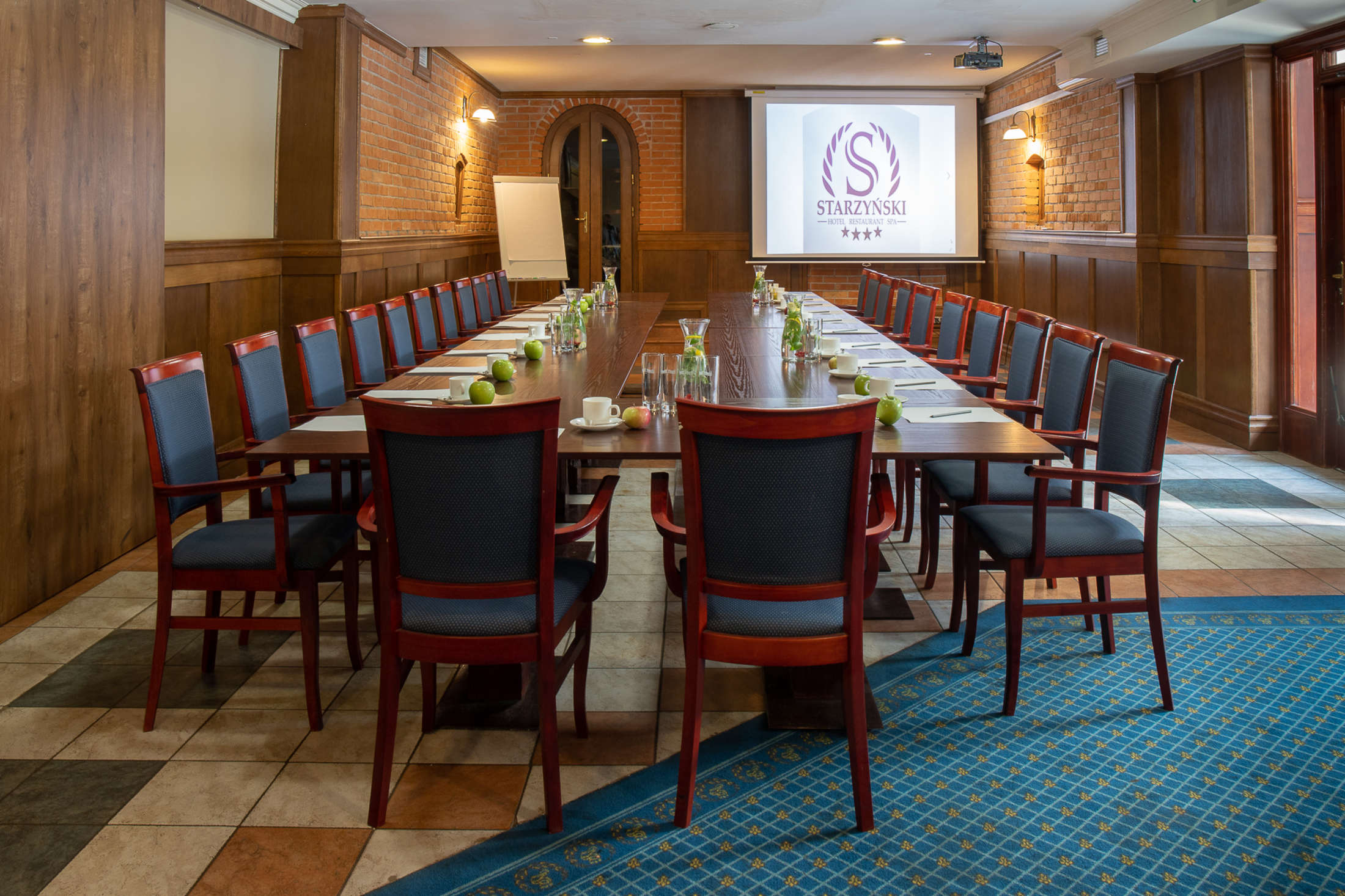 sala konferencyjna zielona starzyński