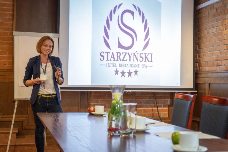 Sala konferencyjna w Płocku